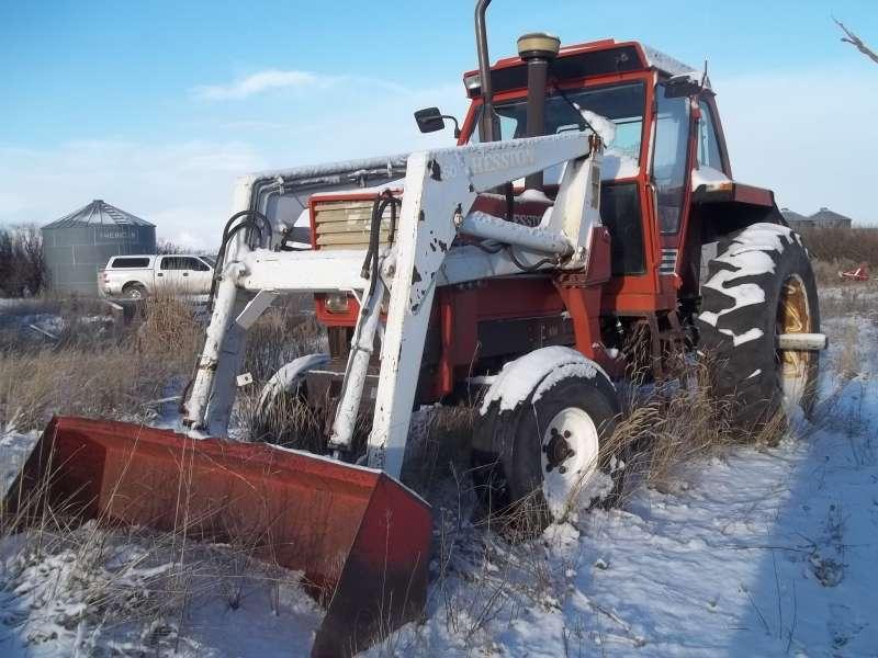 Fiat Hesston Tractors Farm : Parsons equipment agricultural farm rentals
